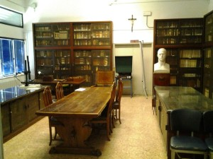 biblioteca di Matematica